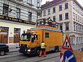 Tram Catenary Repair Vienna - 2 (12104410895).jpg