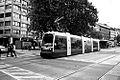 Tram at Schwedenplatz (5048595425).jpg