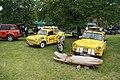 Transtrabant cars at Legendy 2014.JPG