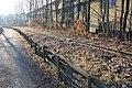 Tratto della ferrovia della Valmorea (presso Fagnano Olona) 1.JPG