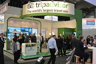 TripAdvisor - TripAdvisor booth at ITB Berlin 2014