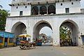 Tripaulia Gate - Chawk Bazaar - Lalbagh - Murshidabad 2017-03-28 5931.JPG