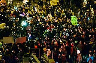 2016 Chicago protest
