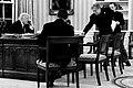Trump talks to Hollande in Oval Office.jpg