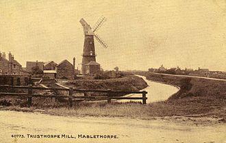 Trusthorpe - Trusthorpe Mill