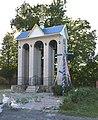 Turiys'k Pam'yatniy Znak na Chest' 2000 richchya Rizdva (bily Svyato-Troyits'koyi Tserkvy) 02 (YDS 8102).jpg