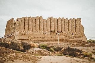 Merv Ancient major city in Central Asia