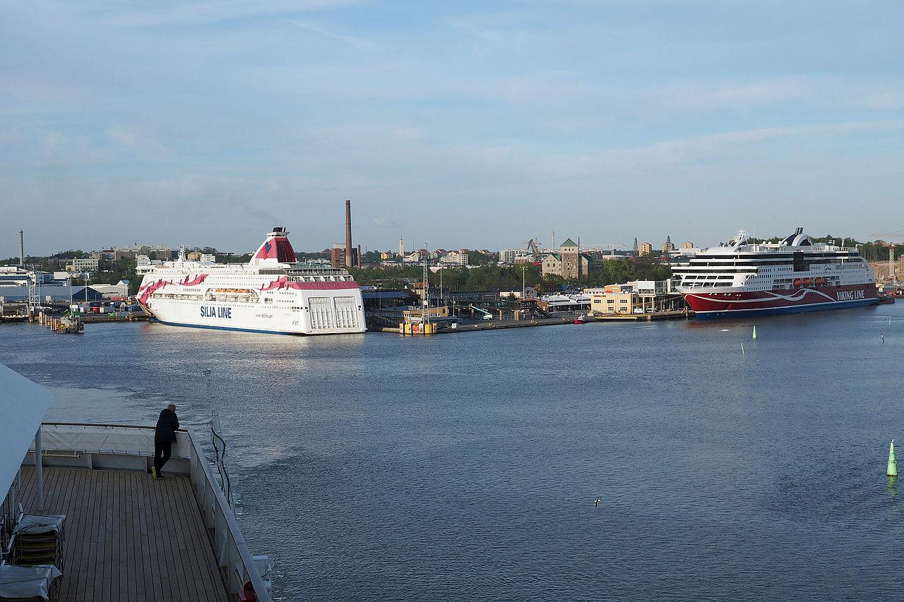 Baltic Princess Turku