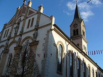 Tuttlingen - Protestant church St. Peter and Paul