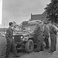 Twee starfighters botsten bij Hoogwoud, de wrakstukken, Bestanddeelnr 917-9588.jpg