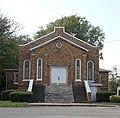 Tyronza Methodist Episcopal Church South , Tyronza Arkansas.jpg