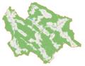 Uście Gorlickie (gmina) location map.png