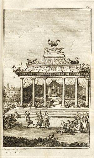 John Bell (traveller) - Image: UB Maastricht Bell 1770 plaat VII