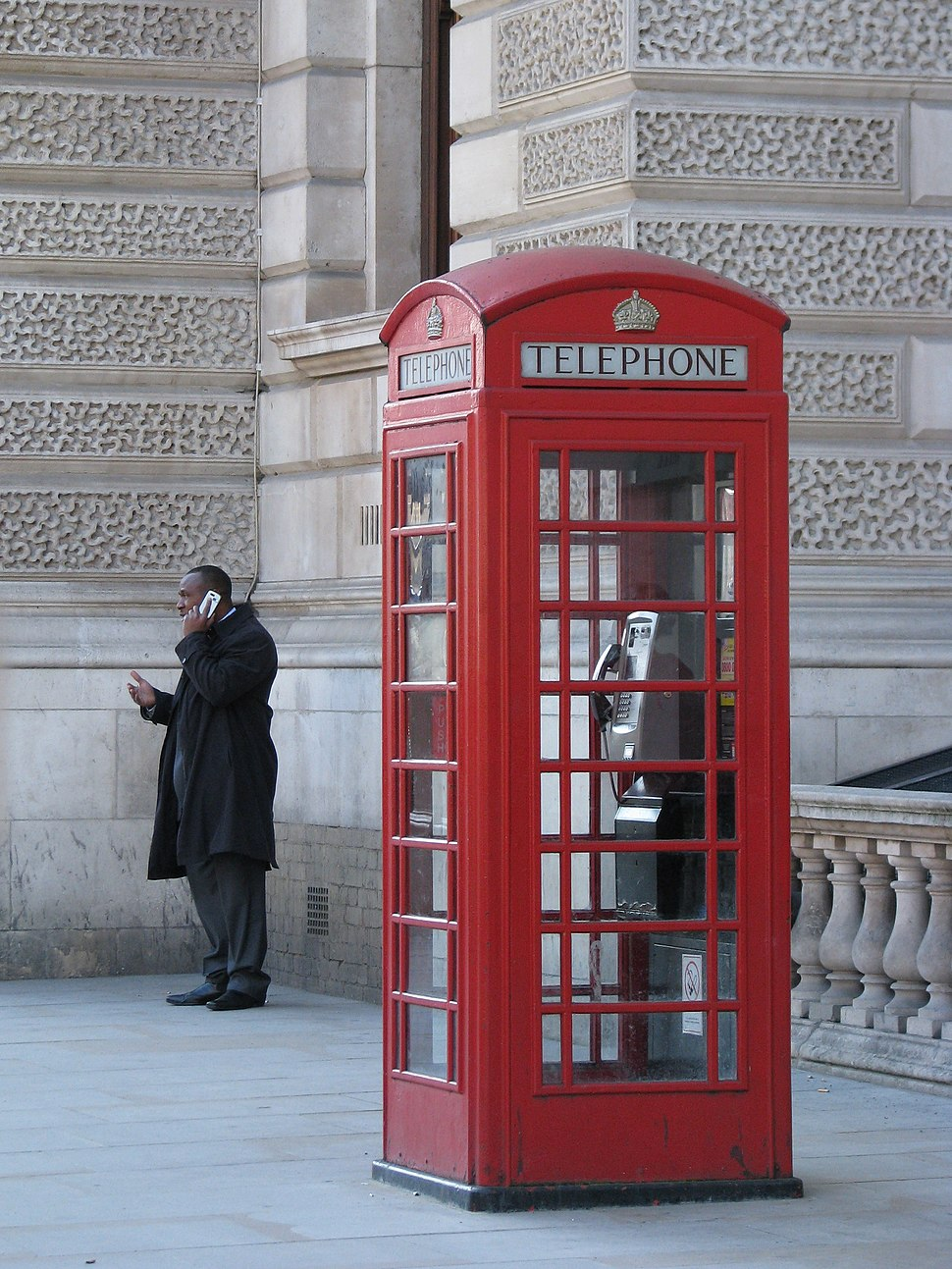 UK - 10 - Phones old and new (2997615876)