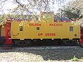 UP Rail car at Longhorn Museum in Pleasanton IMG 2630.JPG