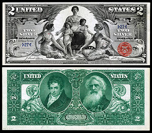 Educational Series - Image: US $2 SC 1896 Fr.247