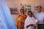 USAID Administrator Shah at a Health Post (9502362046).jpg