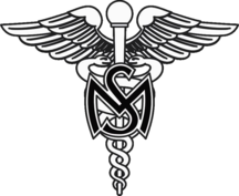 USA - Army Medical Specialist Corps