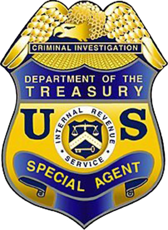 IRS Criminal Investigation Division - Image: USA IRS CID