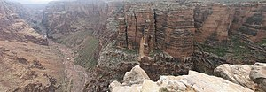 Skywire Live - Little Colorado River gorge near Grand Canyon National Park.