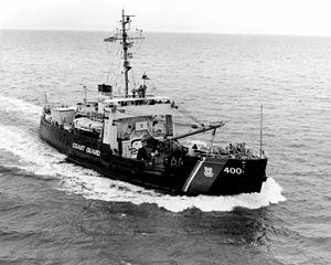 USCGC Salvia (WLB-400) - Image: USCGC Salvia
