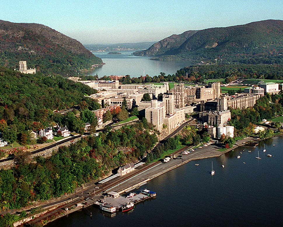 USMA Aerial View Looking North