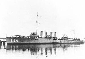 USS Tillman (DD-135) - USS Tillman (DD-135)