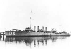 USS Tillman (DD-135)