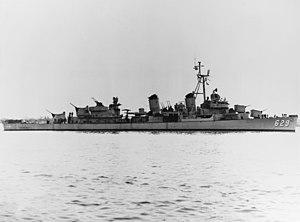 USS Abbot (DD-629)