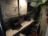 USS Cassin Young office