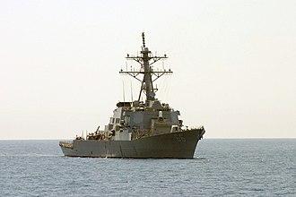 USS Gonzalez - Image: USS Gonzalez (DDG 66)