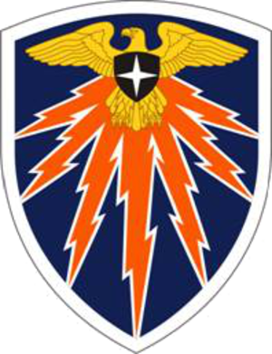 7th Signal Command (United States) - Image: US Army 7th Signal Command SSI