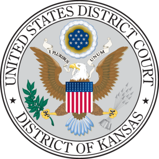 United States District Court for the District of Kansas United States federal district court of Kansas