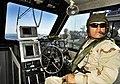 US Navy 110718-N-NX238-036 Engineman 1st Class John Demery prepares to go underway on combat maneuvers off San Clemente Island.jpg