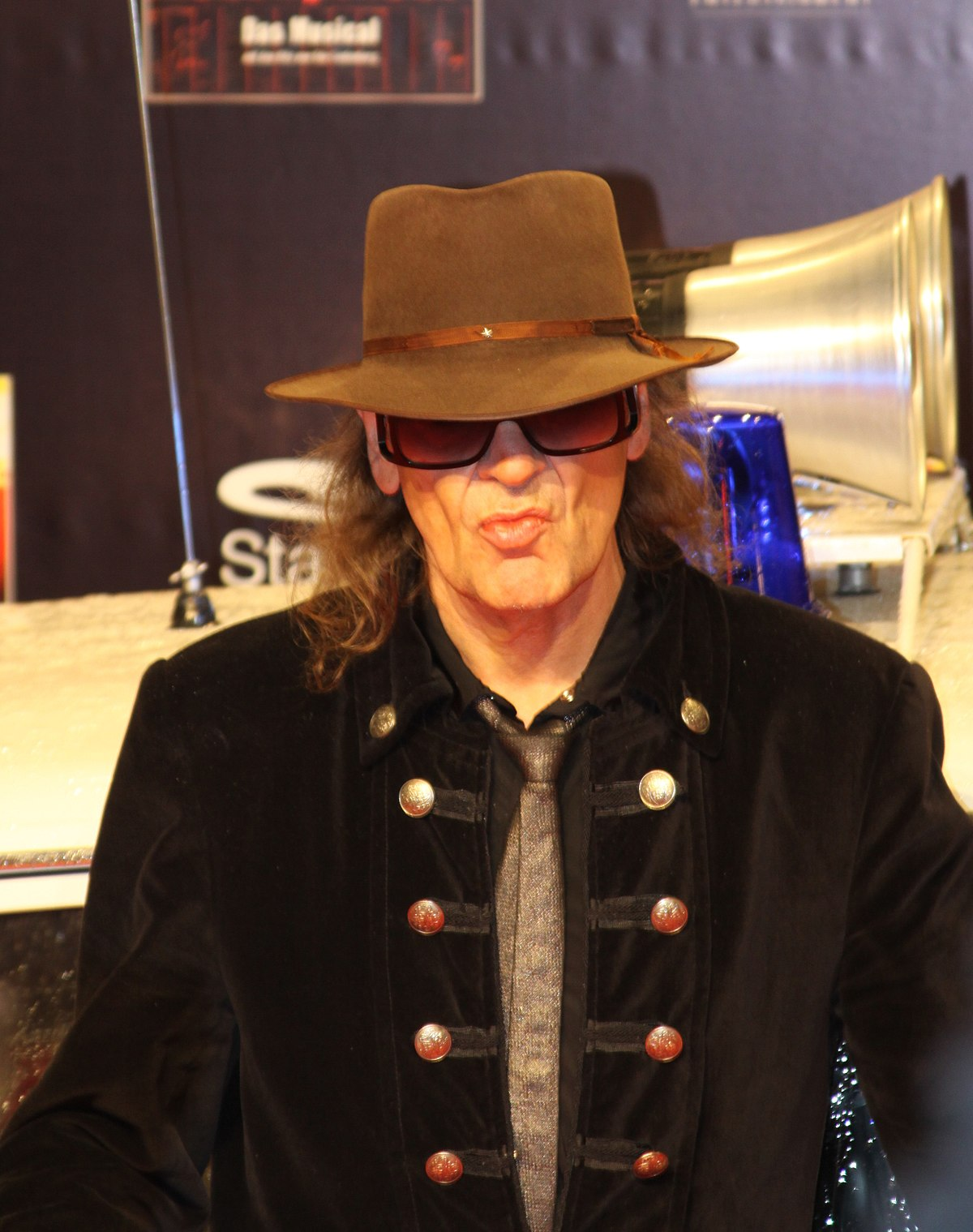 Udo lindenberg single discography