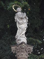 Mariánský sloup (Uherský Brod)