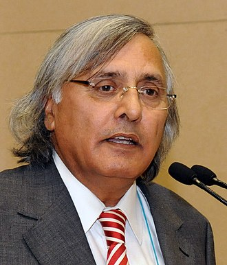 Minister of Health (Canada) - Image: Ujjal Dosanjh in New Delhi 2014 (cropped)