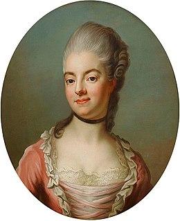 Ulla von Höpken Swedish lady-in-waiting