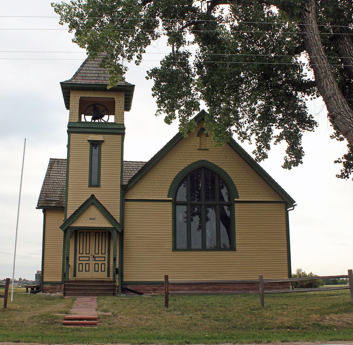 United Church Of Christ Of Highlandlake Wikipedia