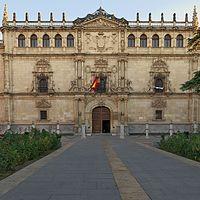 Universidad de Alcalá de Henares. Fachada.jpg