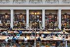 Universität Wien, Großer Lesesaal - Ausstellung Wikiversity 2015-8817.jpg