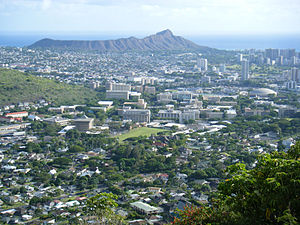 English: Photo of University of Hawaii, Manoa ...