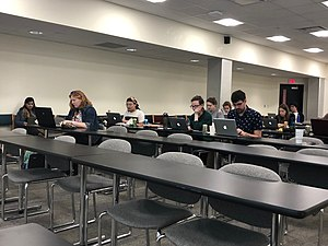 University of Maryland ISchool iDiversity Diverse Young Adult Authors Wikipedia Edit-a-thon 2019