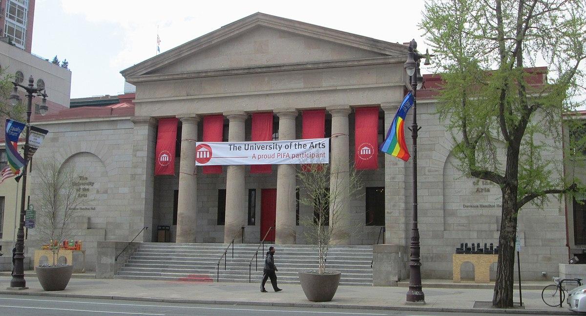Universidad de las artes filadelfia wikipedia la for Universidad de arte