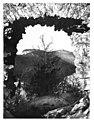 Unser Land 1925 B05, Blick vom Rauberschloß zur Teck, von der Trappen.jpg