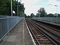 Upper Halliford stn look east2.JPG