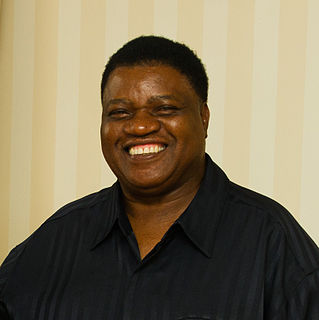Utoni Nujoma Namibian Minister of Justice