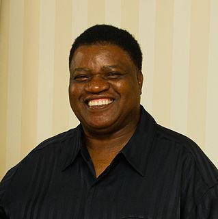 Utoni Nujoma Namibian politician