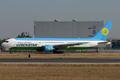 Uzbekistan Airways Boeing 767-300ER UK-67002 PEK 2012-10-30.png