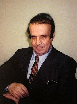 Vahakn Dadrian - Image: Vahagn Dadryan